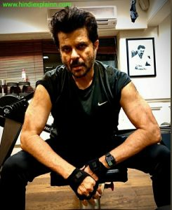 anil kapoor age & children