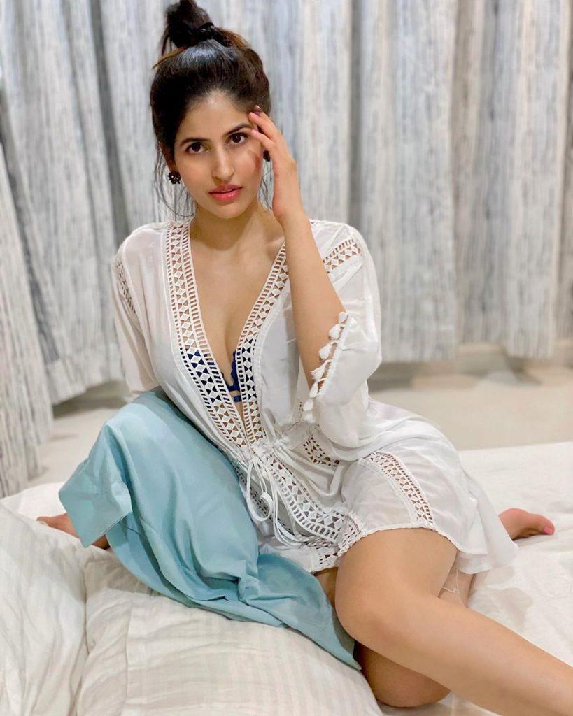 SAKSHI MALIK Actress movie
