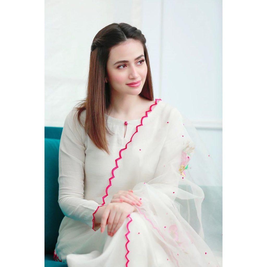 Sana Javed husband marriege