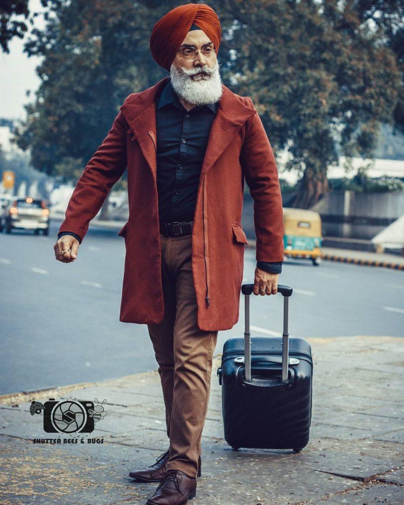 Jagjit singh Age