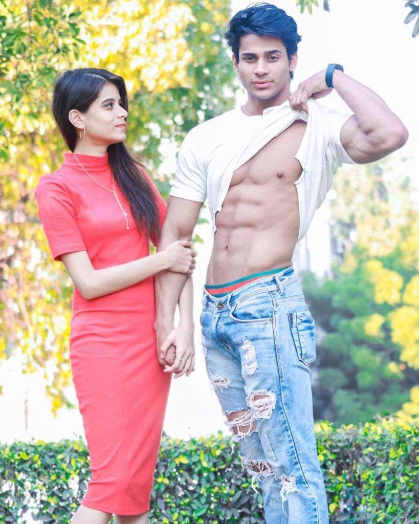 Manjeet Girlfriend Photos, pic's